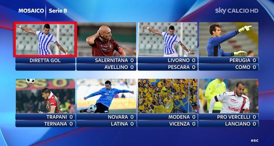 a251e0eea Sky Sport, Serie B 15a giornata - Programma e Telecronisti - Digital ...