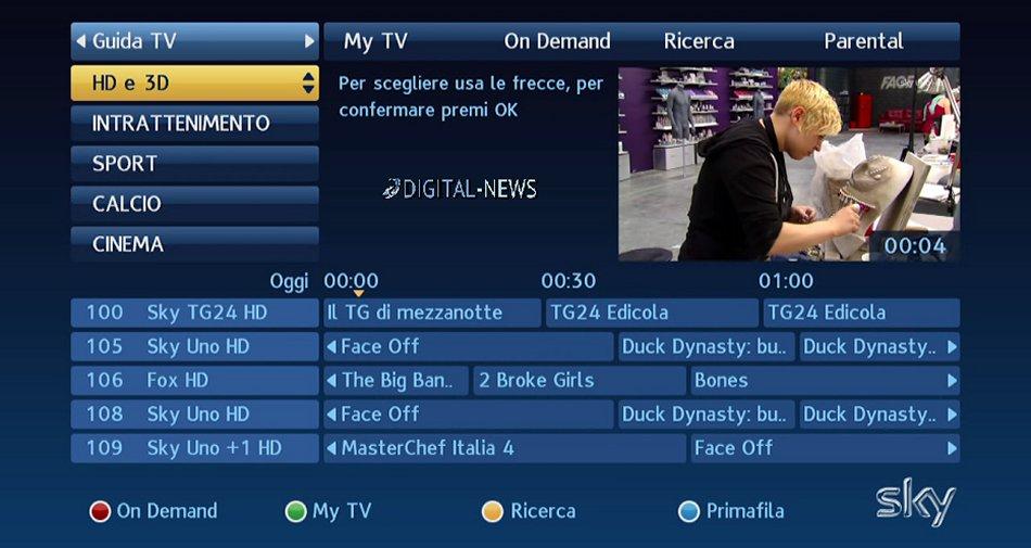Canale 5, Italia 1 e Rete 4 solo con DTT (o Tivùsat), Sky si attiva subito per le modifiche