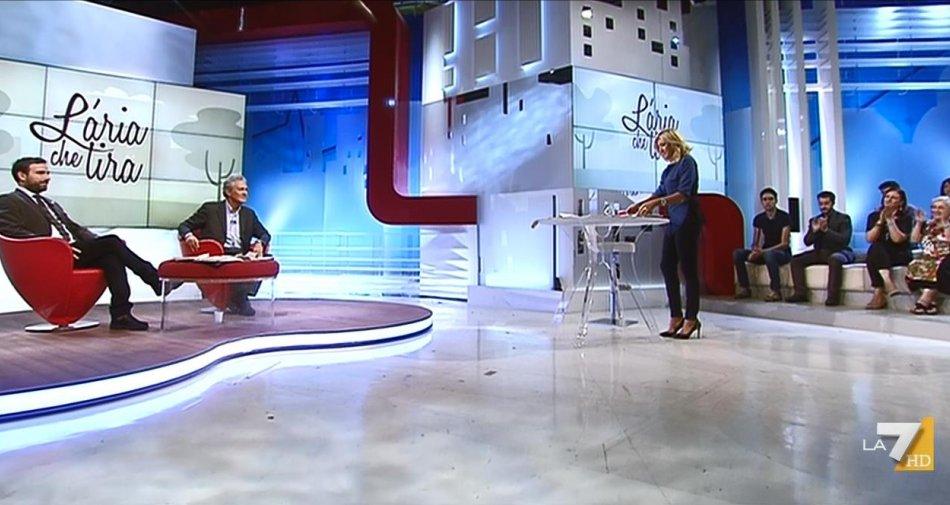 Novità DTT - Partono sul mux Cairo DUE i canali La7 HD (507) e La7d HD (529)