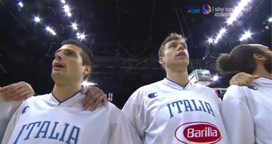 #SkyEuroBasket, Ottavi - Italia vs Israele (diretta 18.30 su Sky Sport 3 HD)