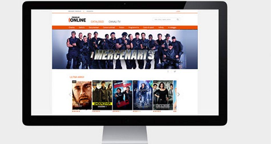 Nasce Premium OnLine, ecco il listino prezzi del nuovo servizio Premium Mediaset
