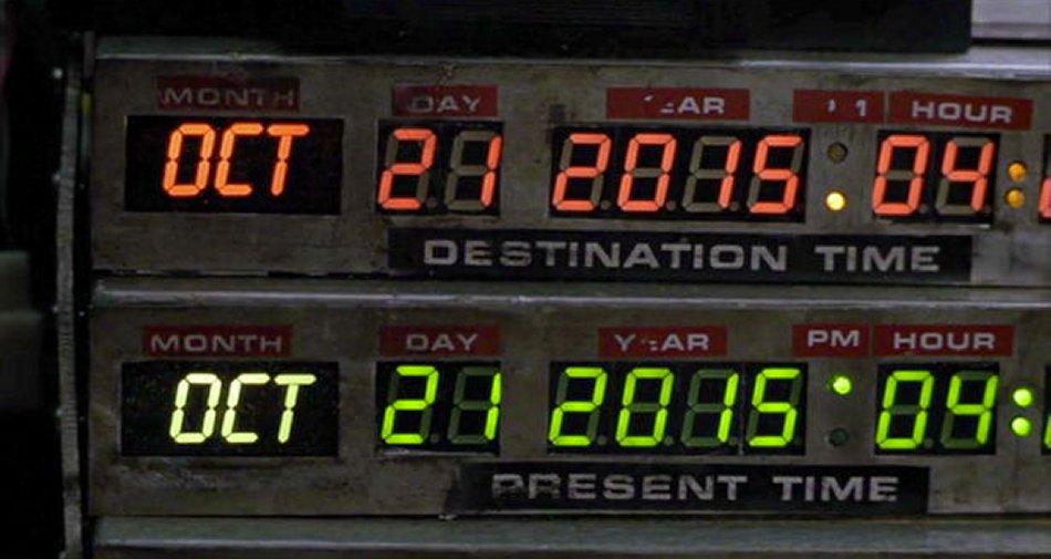 """21 OTTOBRE 2015: è ARRIVATO IL FUTURO DI """"RITORNO AL FUTURO""""! DMAX E ITALIA1 FESTEGGIANO IL #BACKTOTHEFUTUREDAY"""