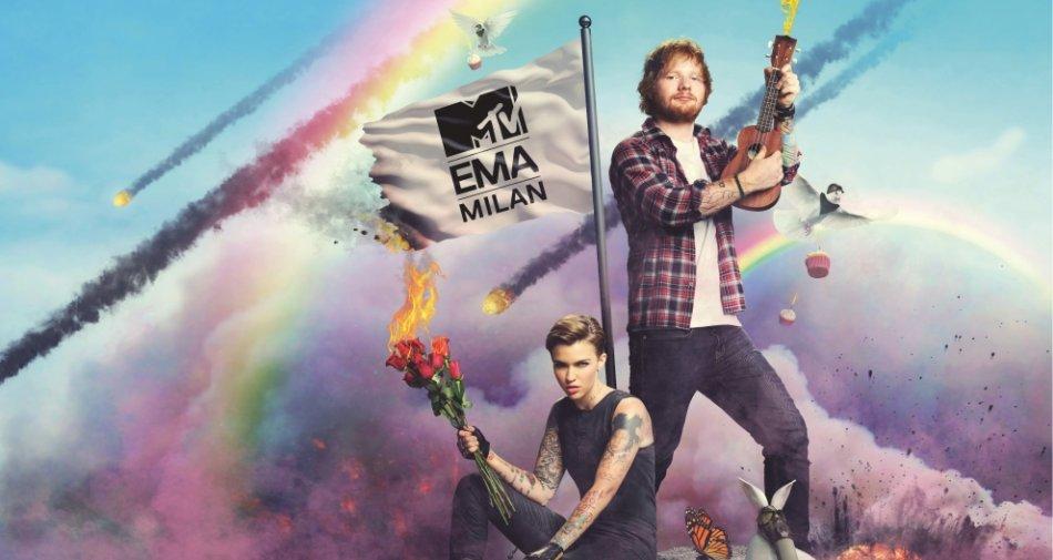 MTV Ema 2015, in diretta da Milano su MTV8, MTV Music, MTV Next, Sky Go e Sky OnLine