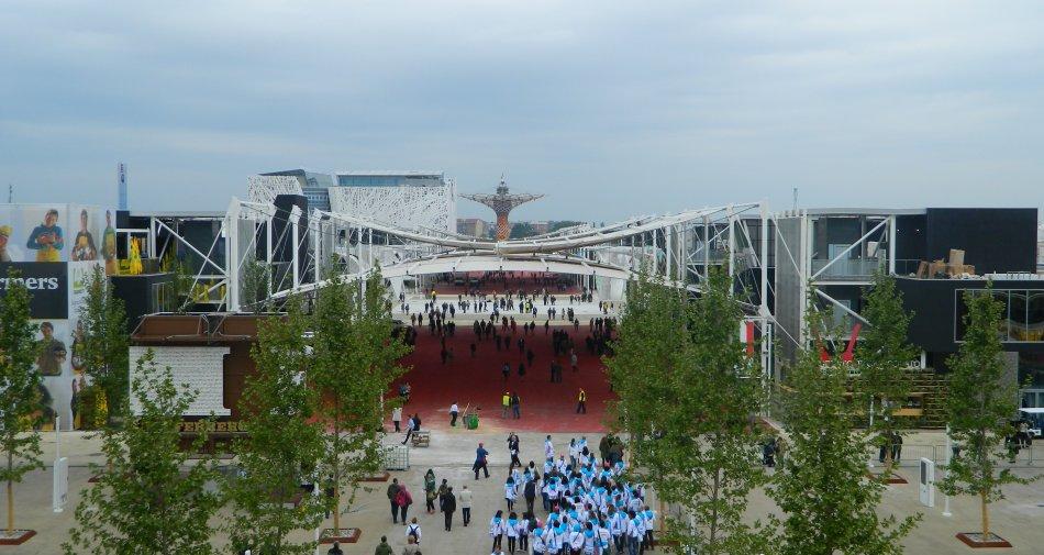 La diretta Rai della chiusura di Expo su smartphone grazie alla rete 4G di TIM