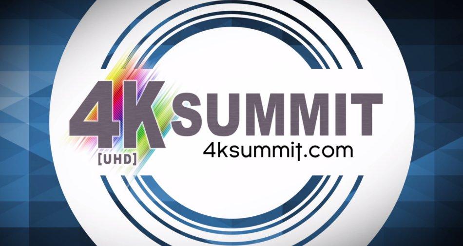 4K World Summit Ultra HD - Siviglia, 5 e 6 Novembre 2015