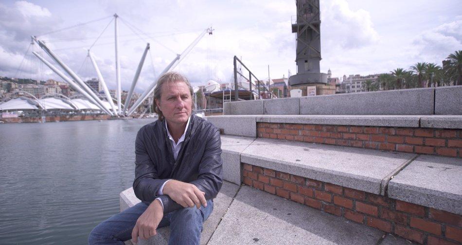 BookLovers, il viaggio a tappe di Giorgio Porrà su Sky fra letteratura, arte e turismo