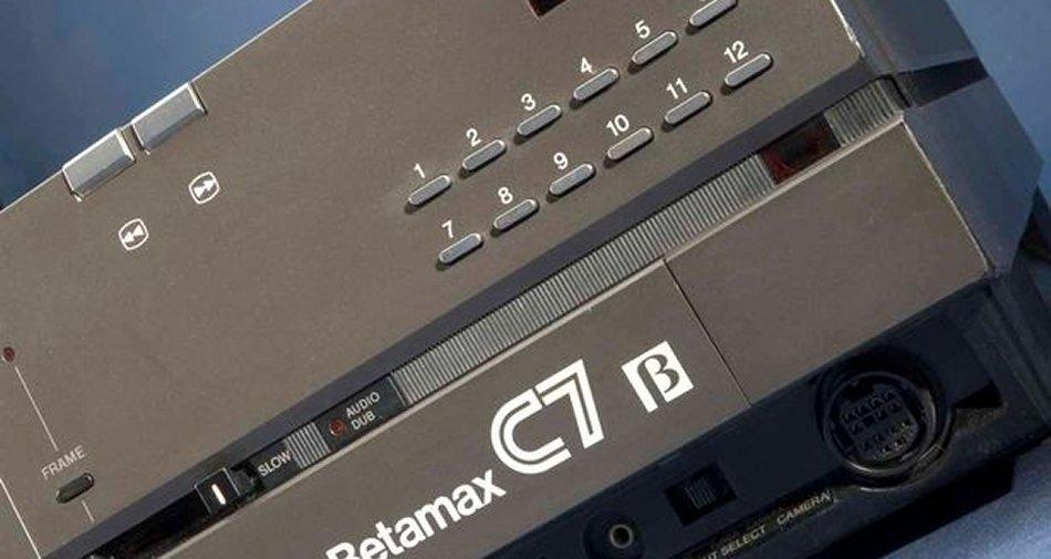 A marzo 2016 Sony dirà definitivamente addio alle videocassette Betamax