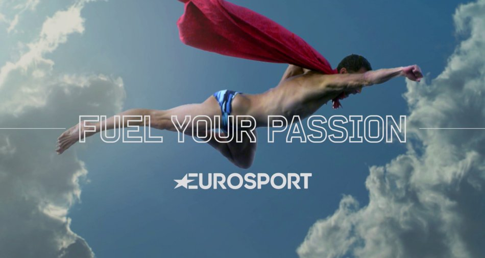 Eurosport annuncia una nuova era con il lancio della brand identity