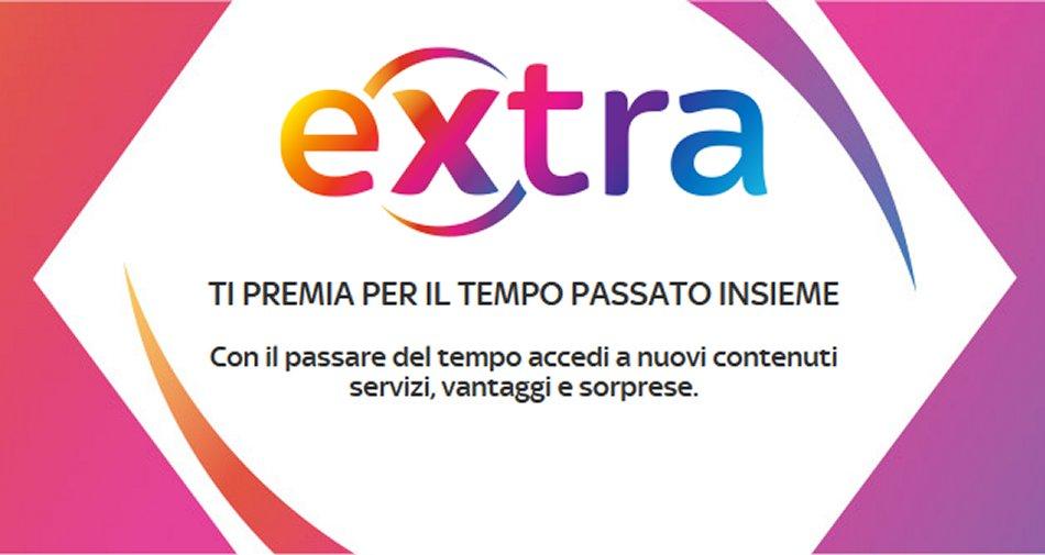 Extra di SKY, la nuova iniziativa fedeltà con sconti, giorni di visione gratuita e promozioni