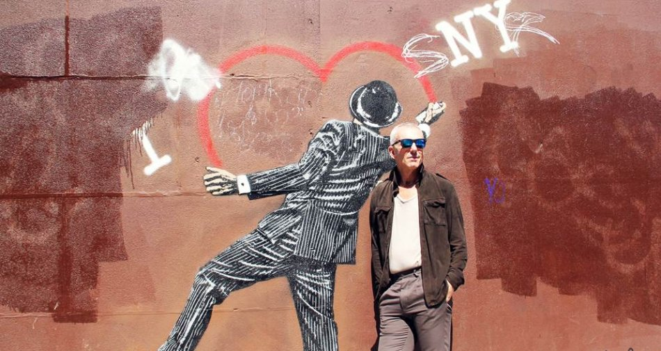Graffiti a New York, su Sky Arte Federico Buffa va alla scoperta delle radici del Writing