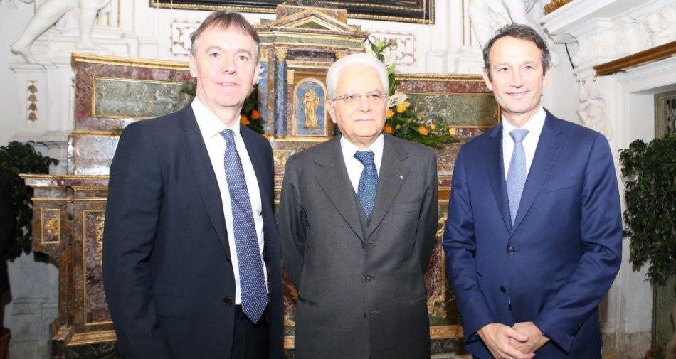 Grazie a Sky la riproduzione della Natività del Caravaggio torna a Palermo