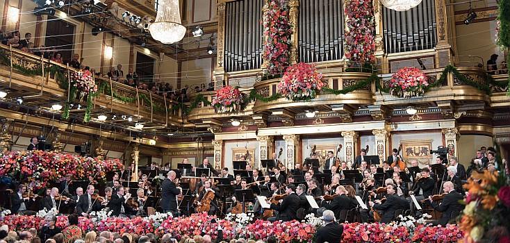 Concerti di Venezia e Vienna, il Capodanno 2016 in musica sulla Rai (anche in HD)