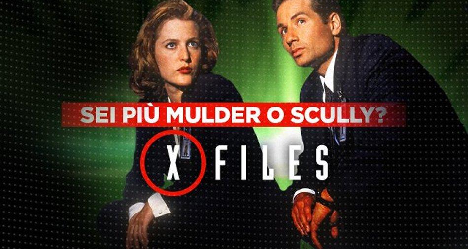 Da oggi FoxFiles, tutte le 9 stagioni di X-Files in un unico canale HD (Sky, 143)