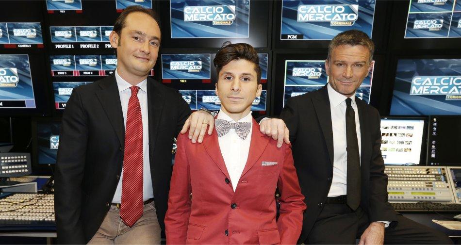 Sky Sport HD - Torna Calcio Mercato - L'Originale con Bonan, Di Marzio e Fayna