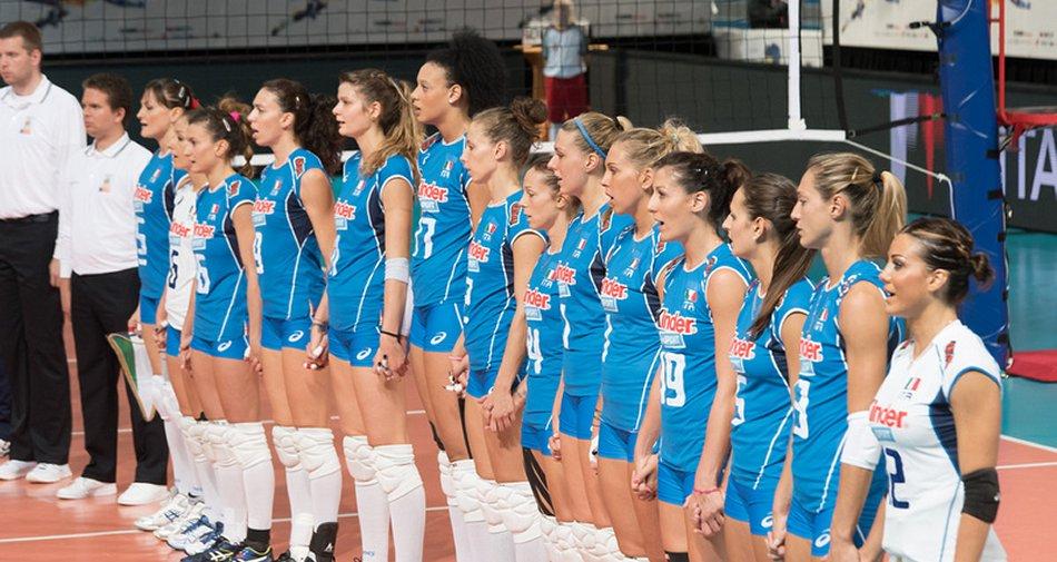Le ragazze del volley azzurro alla ricerca del pass olimpico (diretta RaiSport)
