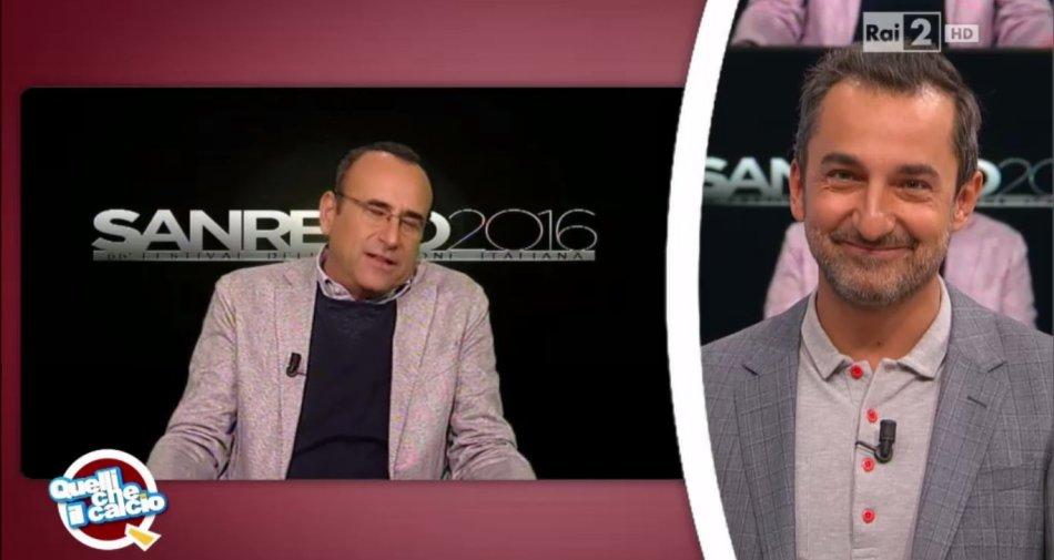 Sanremo, svelati i conduttori del DopoFestival: saranno Nicola Savino e la Gialappa's
