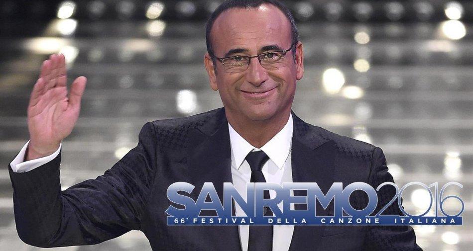66 Festival di Sanremo - dal 9 al 13 Febbraio 2016 in diretta Rai 1 dal Teatro Ariston