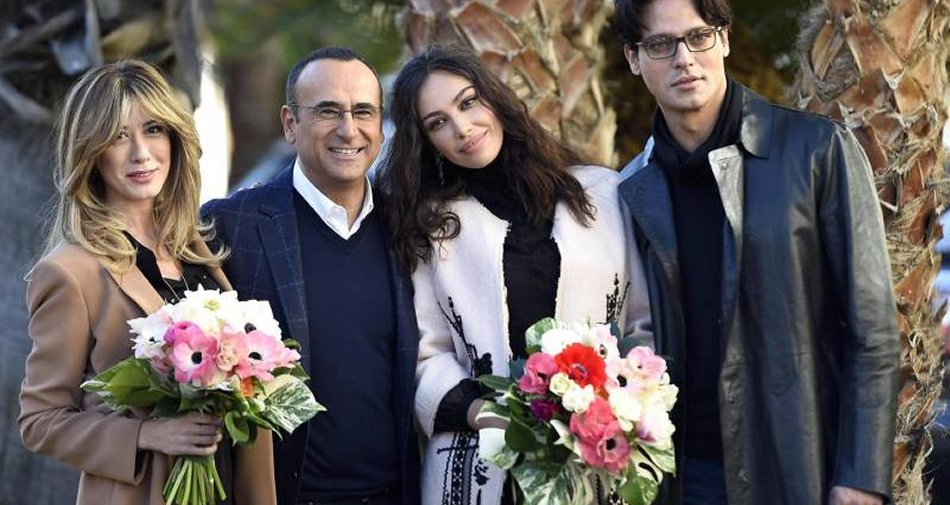 """Focus – Sanremo 2016, Raffaele e Ghenea, le Conti-girls. Garko: """"Sarò me stesso"""""""