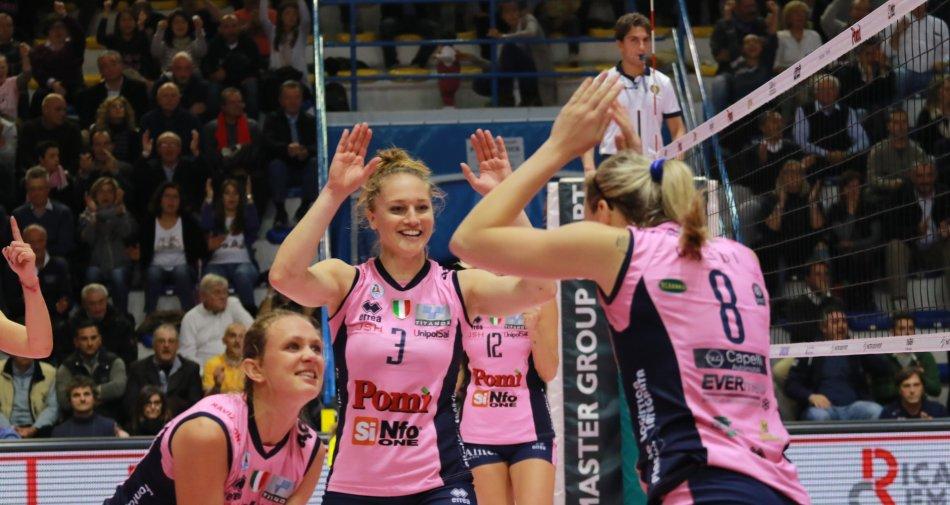 Volley Femminile, Mediaset Premium acquista la Champions CEV 2015-2016