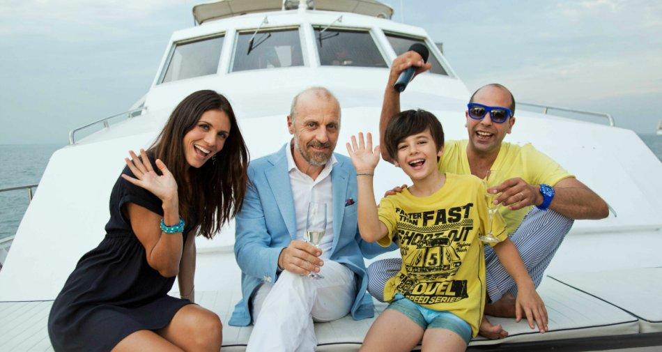 Dopo il fenomeno Zalone, su Canale 5 arrivano i sette superfilm delle ultime stagioni
