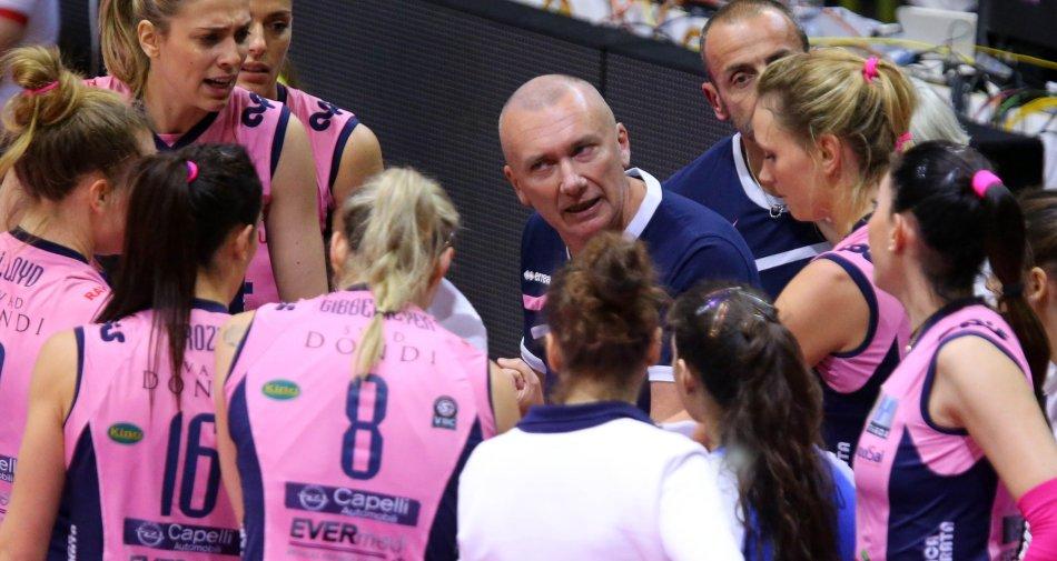 Champions Volley Femminile su Premium Sport ma questa settimana anche Mediaset Italia Due