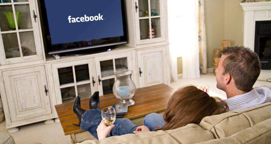 Facebook e TV, integrazione irrinunciabile per raggiungere gli utenti