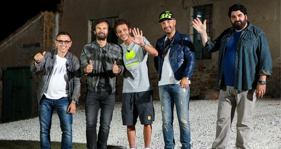 MasterChef ancora in crescita su Sky Uno, è record per l'episodio con Valentino Rossi