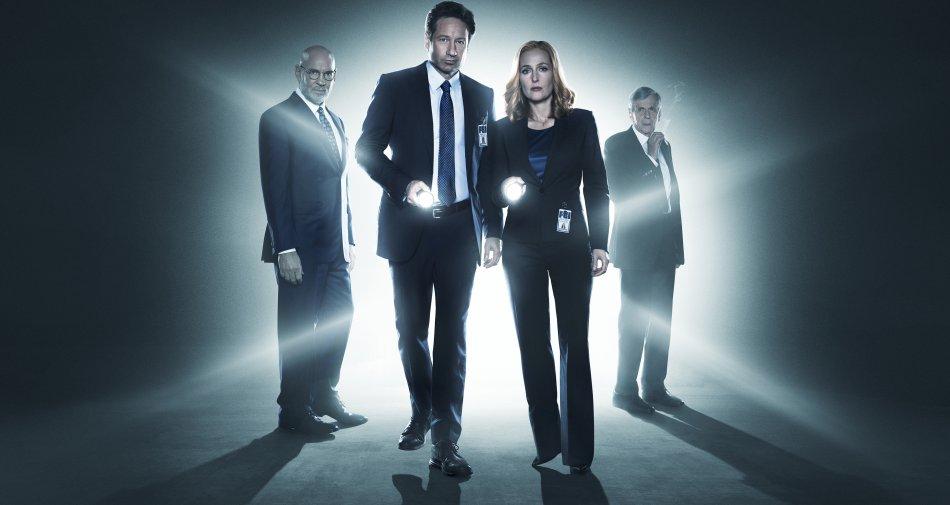 X-Files, la storica serie torna dopo 13 anni in prima visione assoluta su FOX HD (Sky)
