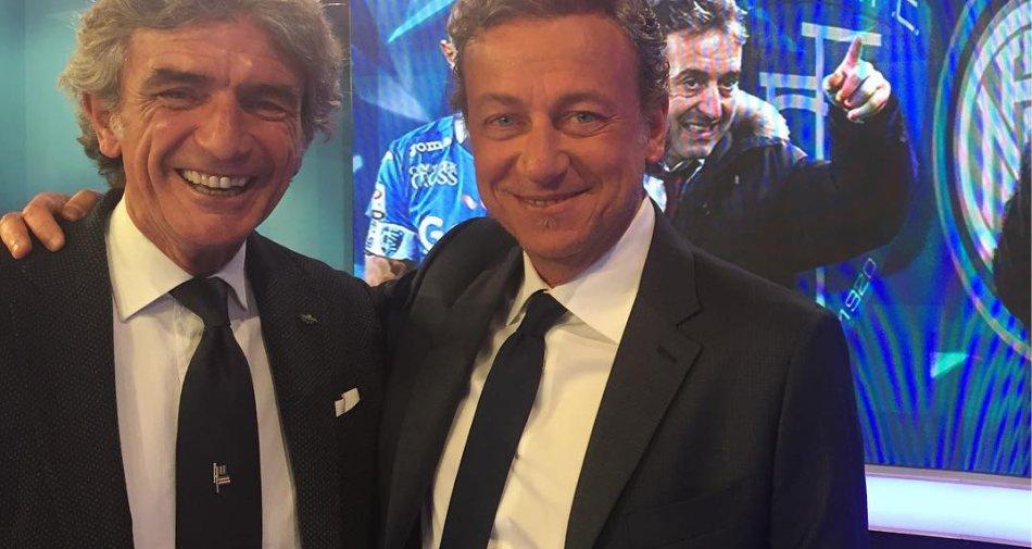 Sandro Sabatini nuovo conduttore della Champions su Mediaset Premium