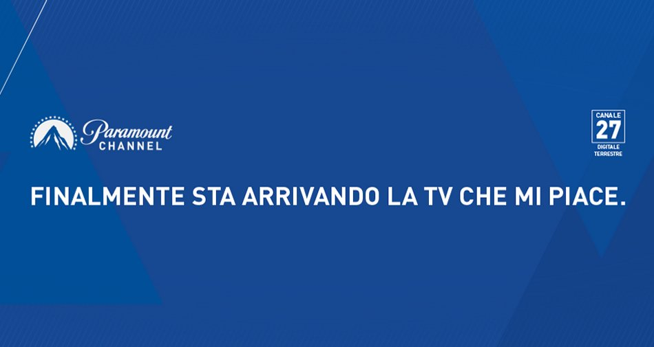 Ufficiale, Viacom lancia Paramount Channel, dal 27 Febbraio sul canale 27 DTT