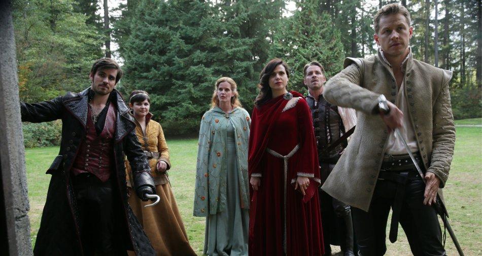 La 5a stagione di C'era una Volta in anteprima assoluta su Fox HD (Sky canale 106 e 112)