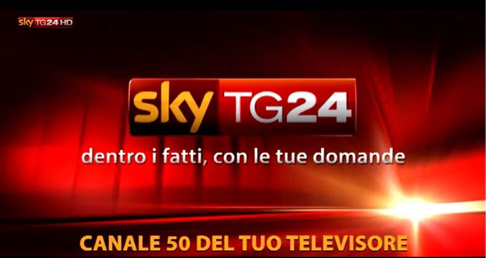 Sky TG24 - Dentro i fatti, con le Tue Domande, da oggi sul canale 50 del digitale terrestre