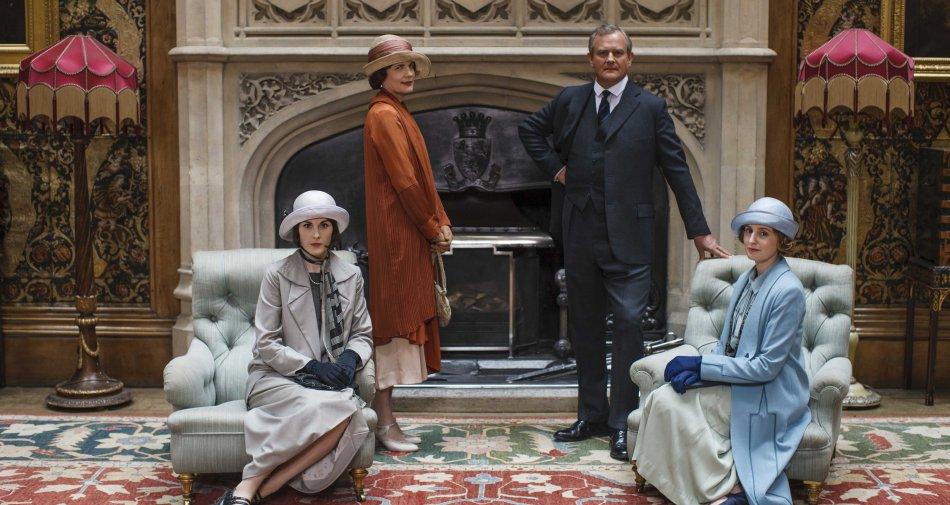 Downton Abbey, l'ultimo capitolo della serie ogni domenica su La5