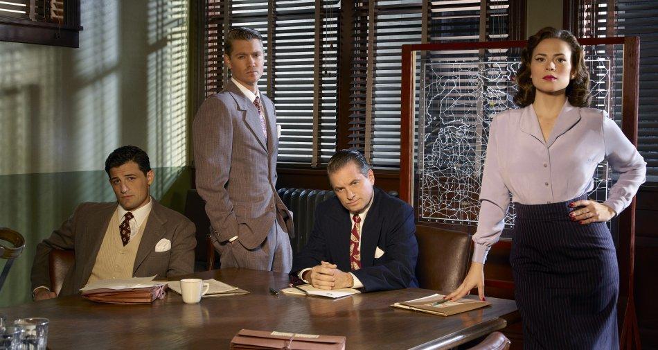 Marvel's Agent Carter, l'attesa mini-serie tv ABC da stasera su Sky Cinema 1 HD