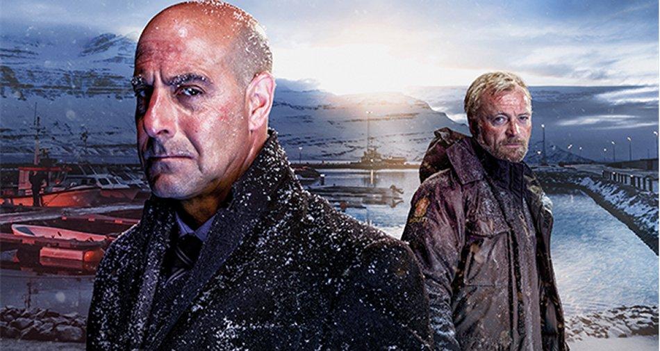 Aperto il set della 2a stagione di Fortitude, il thriller firmato Sky in tv alla fine del 2016