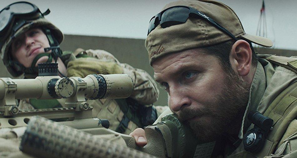 American Sniper, il film premio Oscar in prima tv assoluta su Premium Cinema HD