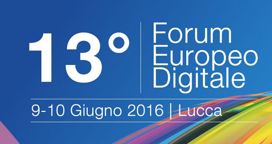 Il 9 Giugno l'Ultra HD Forum aprirà il 13esimo Forum Europeo Digitale di Lucca