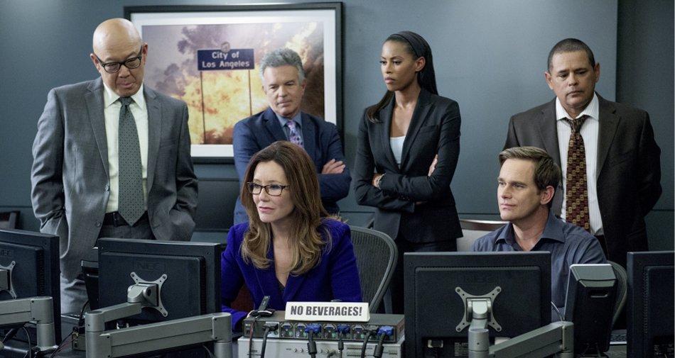 La quarta stagione di Major Crimes debutta su Premium Crime