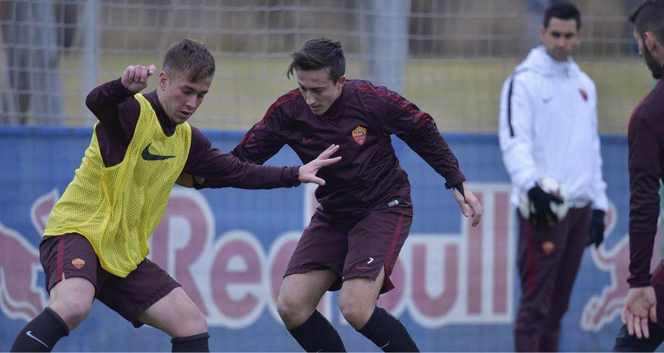 Uefa Youth League Salisburgo-Roma ore 16 su Premium Sport HD