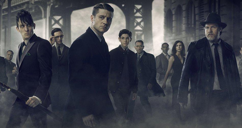 Torna su Premium Action la serie tv super-eroica Gotham 2