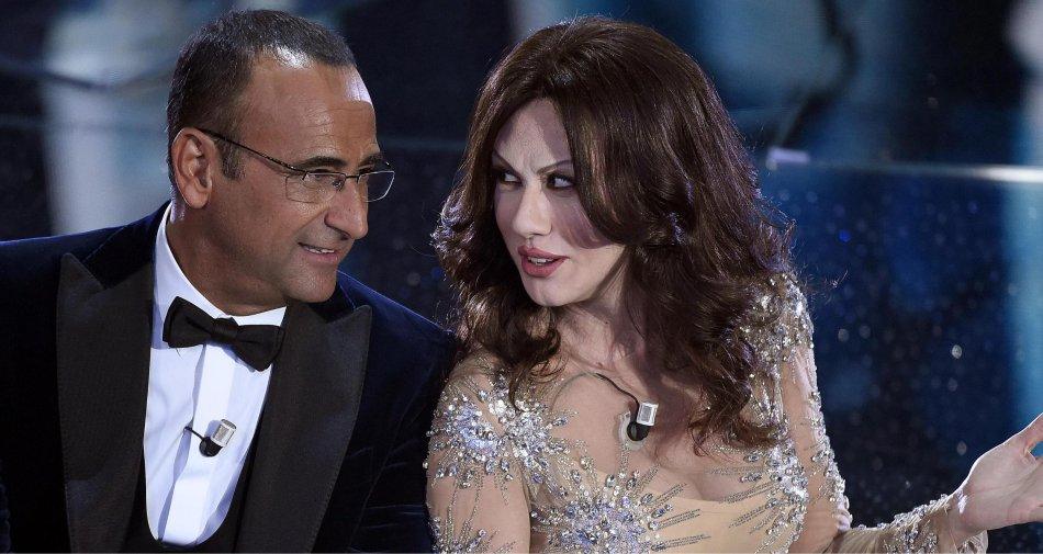 #Sanremo2016: gli ascolti premiano il 'Conti Bis' con un leggero calo rispetto al 2015