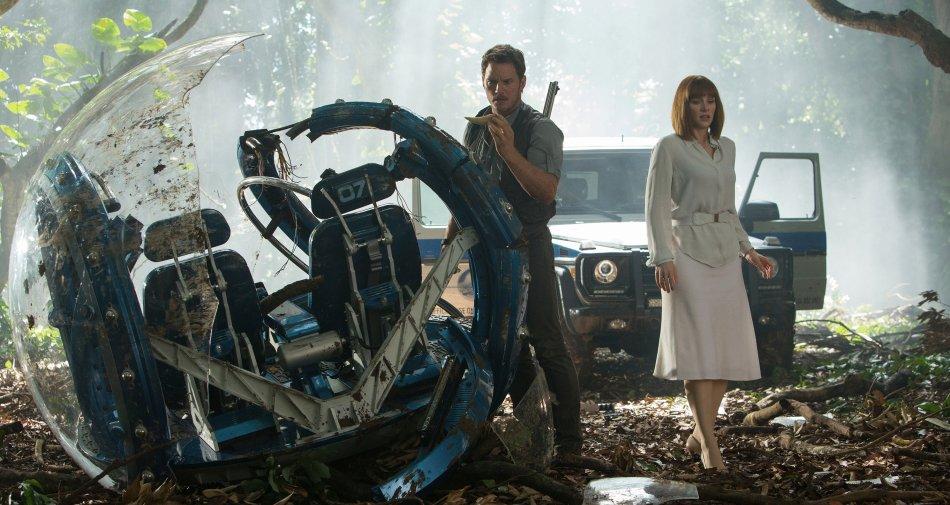 Jurassic World, il quarto capitolo della saga in anteprima tv su Premium Cinema