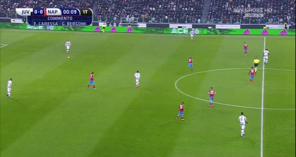 Il Calcio stravince nel sabato di Sky Sport, oltre 2,5 mln per la sfida Juventus-Napoli