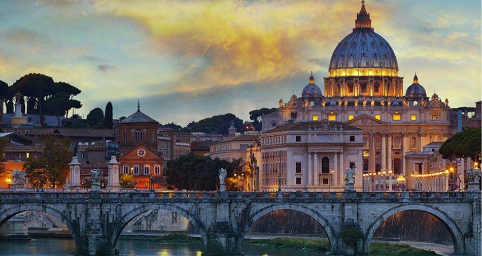 San Pietro e le Basiliche Papali di Roma 3D, la nuova produzione cinematografica firmata Sky 3D