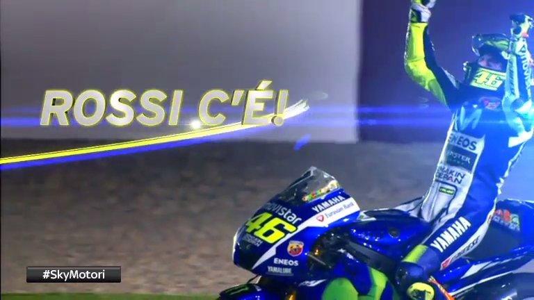 Valentino Rossi Day, Sky Sport MotoGP festeggia i suoi 37 anni con un palinsesto dedicato