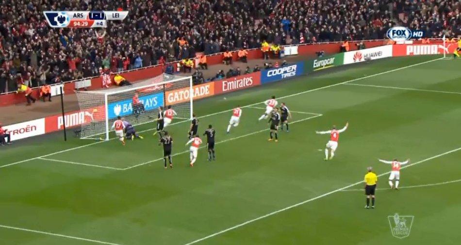 Fox Sports, Arsenal-Leicester la partita di Premier League più vista della stagione