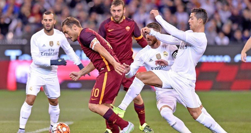 Champions Ottavi Andata, Roma vs Real Madrid (diretta esclusiva su Premium Sport HD)
