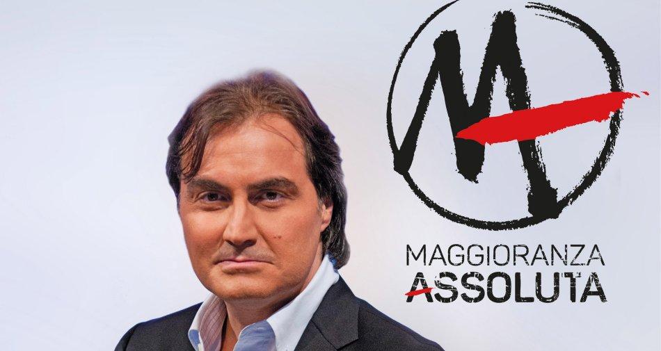 #MaggioranzaAssoluta, la sfida a colpi di parole su Italia 1 condotta da Pierluigi Pardo