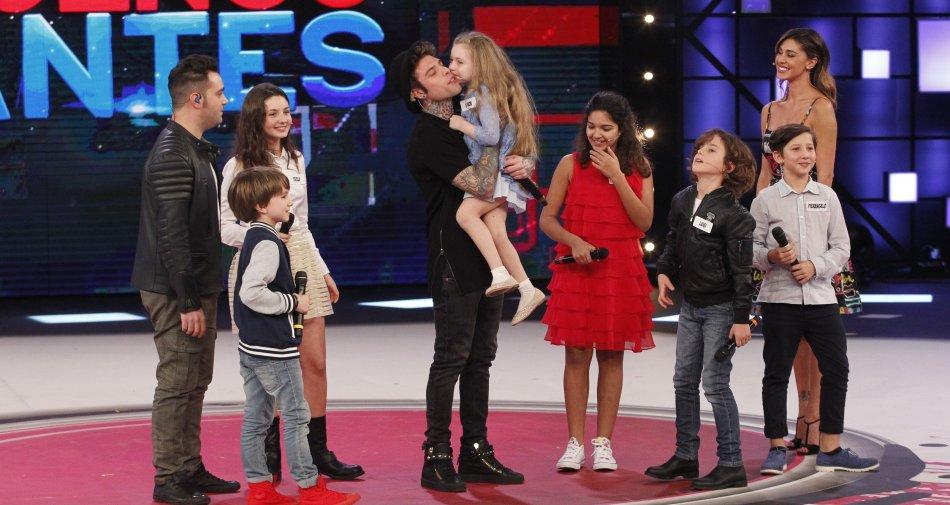 Pequeños Gigantes. il nuovo talent show con i bambini su Canale 5