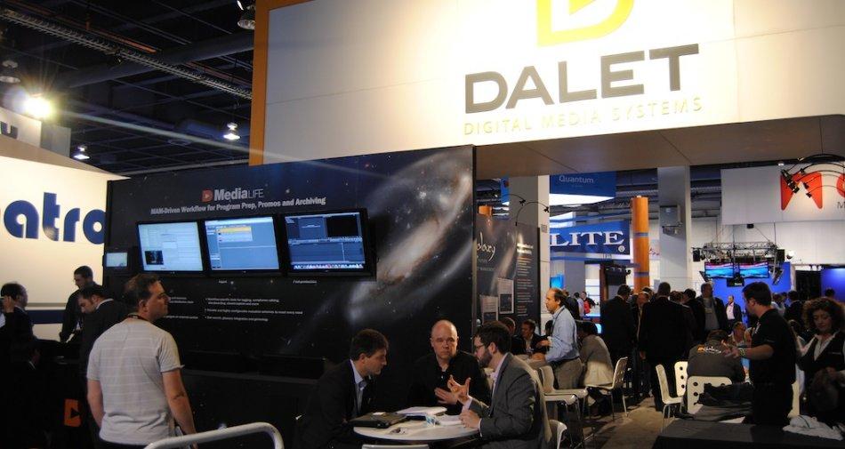Il TG5 diventa interamente digitale col nuovo sistema Dalet Galaxy